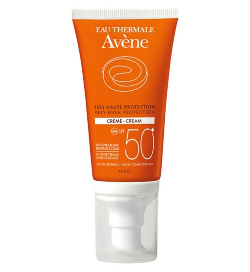 Eau Thermale Avène Very High Protection Cream SPF50