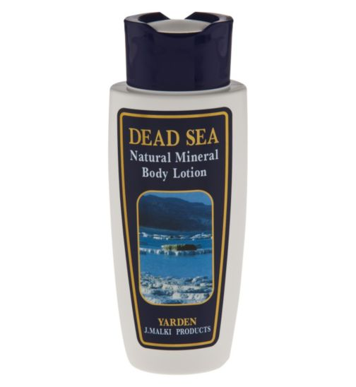 Dead Sea Natural Mineral Body Lotion 250ml