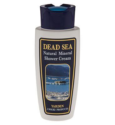 Dead Sea Natural Mineral Shower Cream