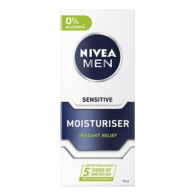 NIVEA MEN Sensitive Moisturiser 75ml