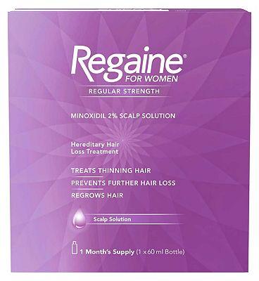 Regaine For Women Regular Strength - 60ml