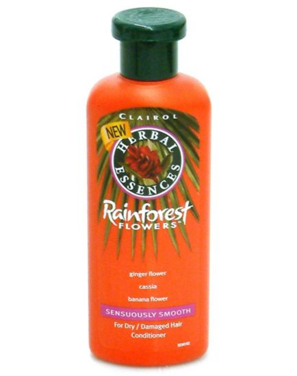 <p>Herbal Essences Rain Forest Flowers Seriously Smooth Conditioner 400ml</p>