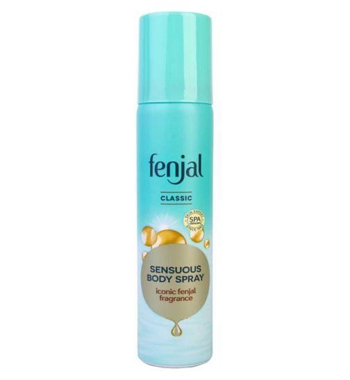 Fenjal Classic Body Spray 75ml