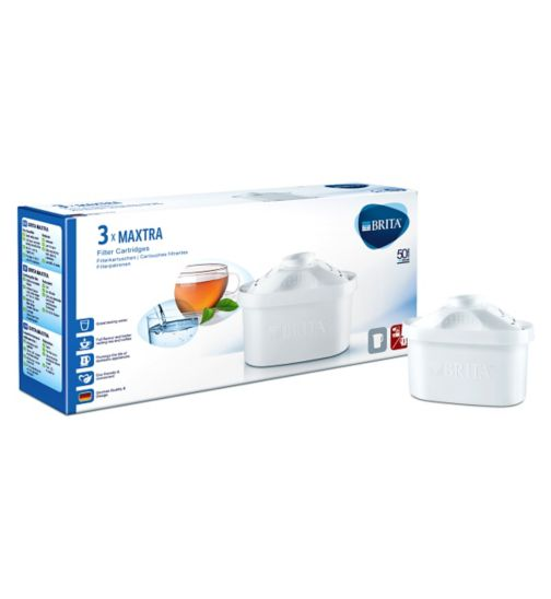 BRITA MAXTRA cartridge - 3 cartridges