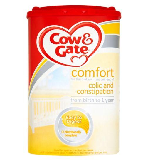 Cow & Gate Comfort Milk Powder 900g