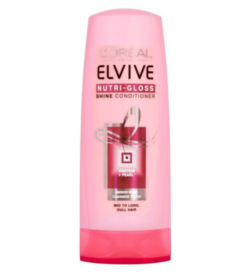L'Oréal Elvive Nutri-Gloss Conditioner 400ml