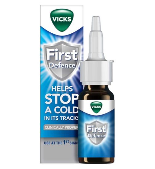 Vicks First Defence nasal spray - 15ml