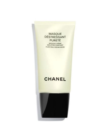 CHANEL MASQUE DÉSTRESSANT PURETÉ Purifying Cream Mask 75ml