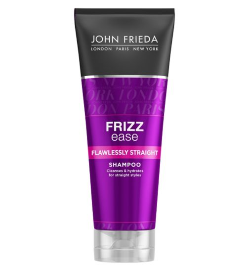 John Frieda Frizz-Ease Flawlessly Straight Shampoo with Keratin 250ml