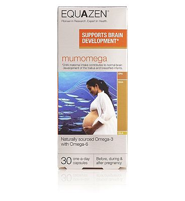 Equazen Mumomega 30 One a Day Capsules 32g