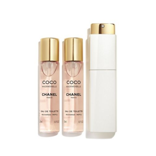 CHANEL COCO MADEMOISELLE Eau de Toilette Twist & Spray 3x20ml