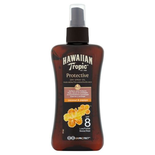 <p>Hawaiian Tropic Spray Oil 8 200ml</p>