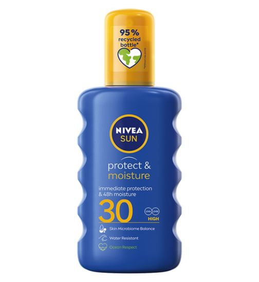<p>Nivea Sun Spray SPF30 200ml</p>