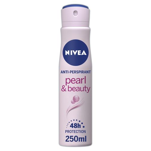 NIVEA Pearl & Beauty Deodorant Spray 250ml