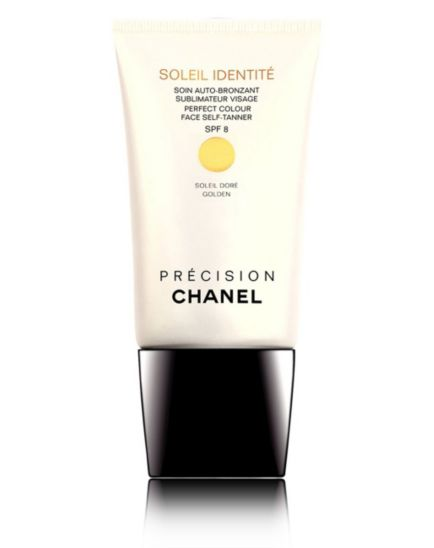 CHANEL SOLEIL INDENTITÉ - Perfect Colour Face Self-Tanner SPF 8 Golden 50ml