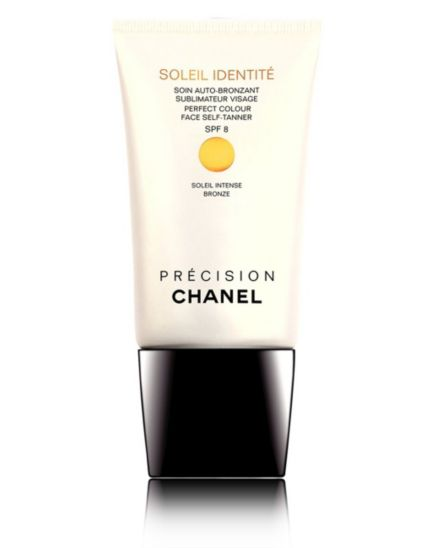 CHANEL SOLEIL INDENTITÉ - Perfect Colour Face Self-Tanner SPF 8 Bronze 50ml