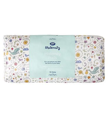 Boots Maternity Pads - 1 x 10 Pack