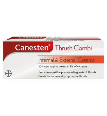 thrush | women's health