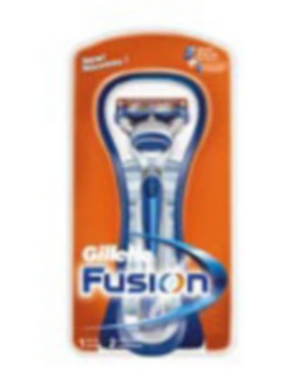 <p>Gillette Fusion Men's Razor with 1 Razor Blades</p>