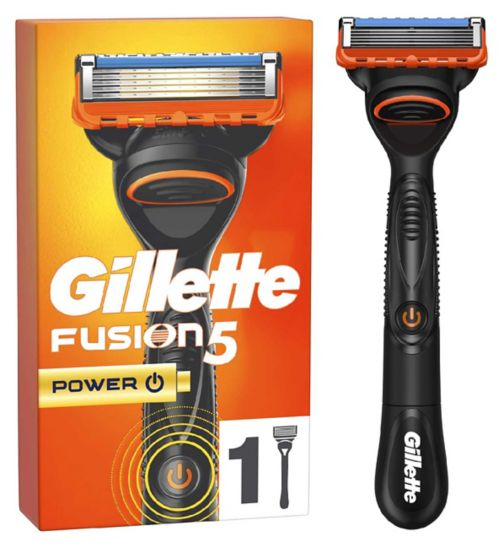 <p>Gillette Fusion Power Razor</p>