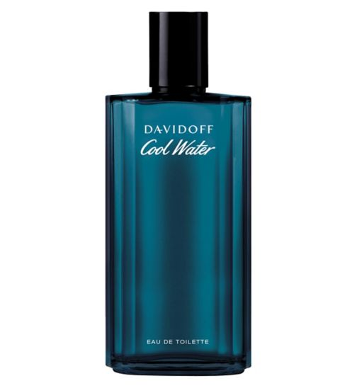 Davidoff Cool Water Eau de Toilette Spray 125ml
