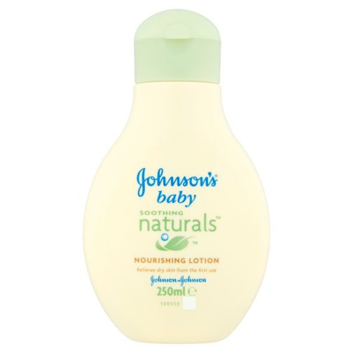 Johnson's Baby Soothing Naturals Nourishing Lotion - 250ml