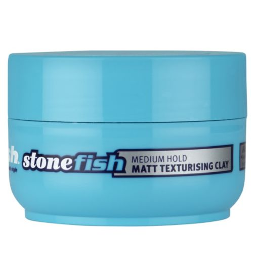 <p>Fish Stonefish Styling Clay 70ml</p>