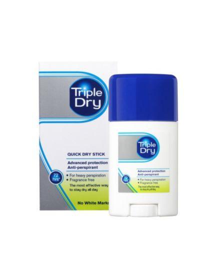 Triple Dry Anti-perspirant Stick 50g