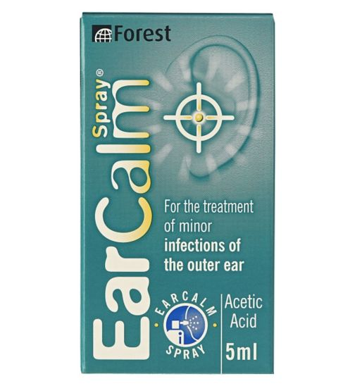 EarCalm Spray - 5ml