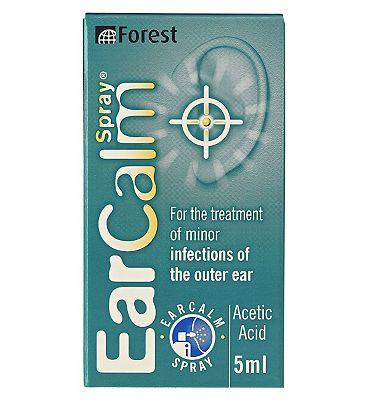 EarCalm Spray - 5ml