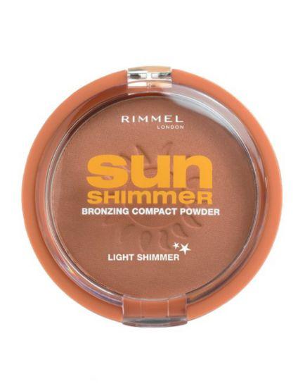 Rimmel Sun Shimmer Compact Powder