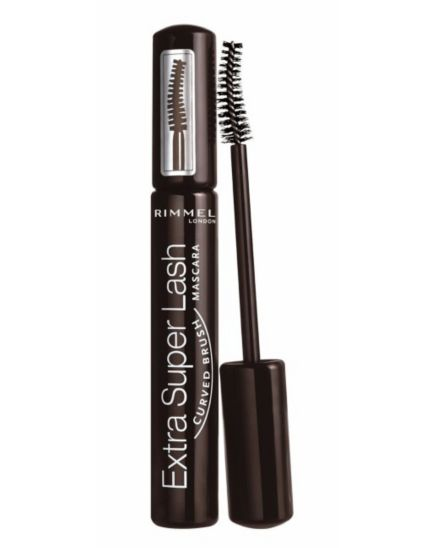 Rimmel Extra Super Lash Mascara Curved Brush