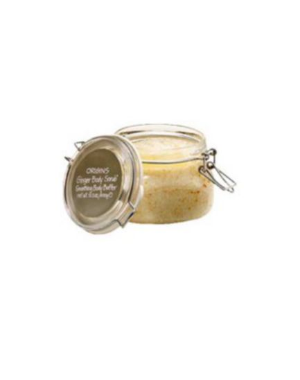 Origins Ginger Body Scrub Smoothing Body Buffer Net Wt. 21.2oz./600g