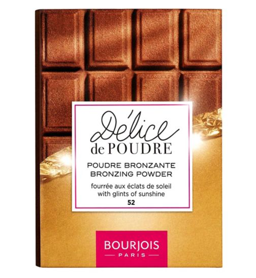 Bourjois Delice de Poudre Bronzing Powder Medium/Dark