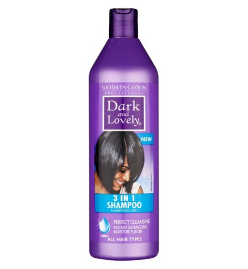 SoftSheen-Carson Dark and Lovely 3 in 1 Shampoo 500ml