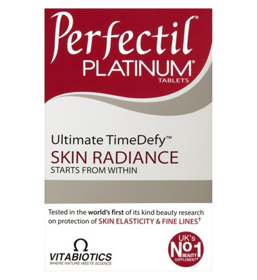 Vitabiotics Perfectil Platinum - 60 Tablets