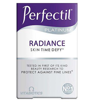 Perfectil Platinum Skin Radiance 60 Tablets