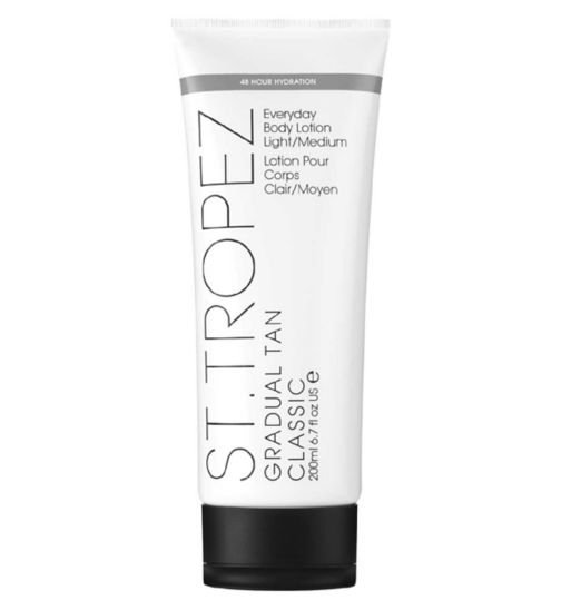 St.Tropez Everyday Gradual Tan Body Light/Medium 200ml