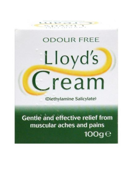 Lloyd's Cream - 100g