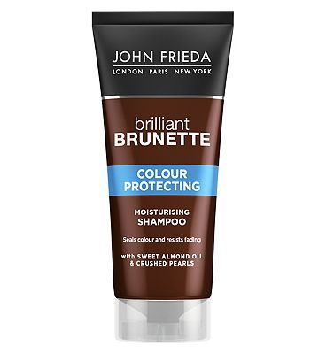 John Frieda Brilliant Brunette Mini Shampoo Chocolate to Expresso 50ml