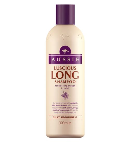 Aussie Luscious Long Hair Shampoo 300ml