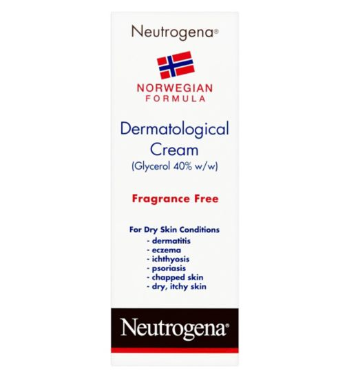 Neutrogena Norwegian Formula Dermatological Cream 100ml