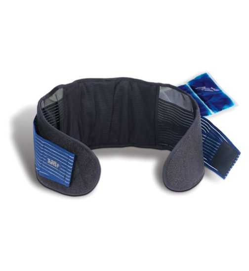 Homedics TheraP Hot & Cold Magnetic Back Wrap - Large