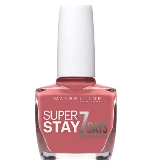Maybelline Superstay Forever Strong Professional Nail Varnish