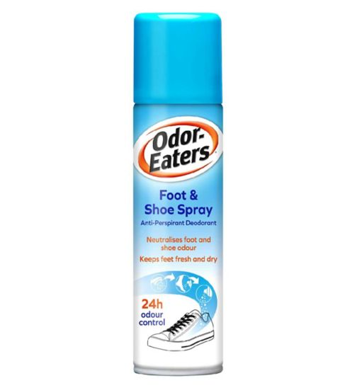 OdorEaters Antiperspirant Deodorant Foot & Shoe Spray - 150ml