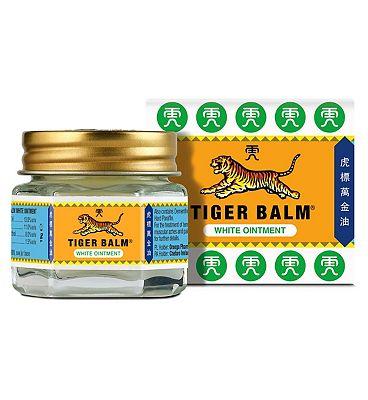 Tiger Balm White Ointment - 19g