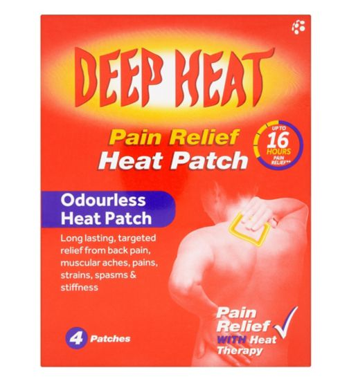 boots pain relief