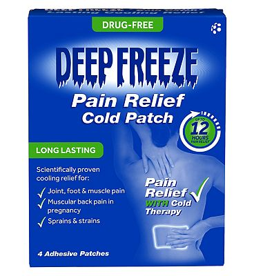 Deep Freeze x 4 Patches