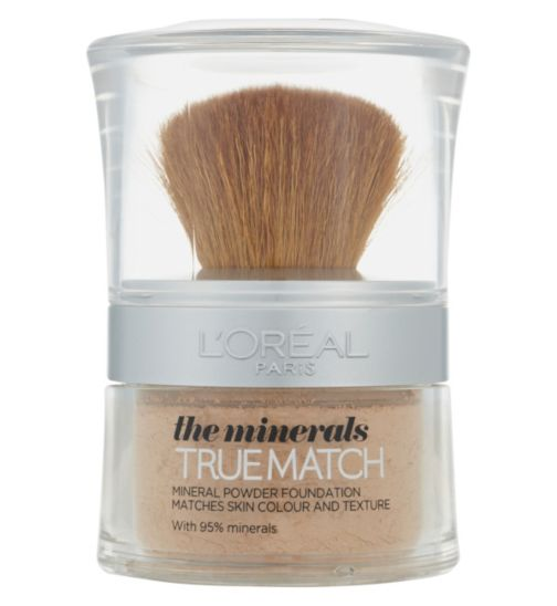 L'Oreal Paris True Match Minerals Foundation