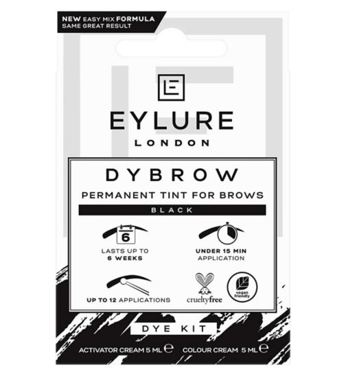 Eylure Black Dybrow Dye Kit